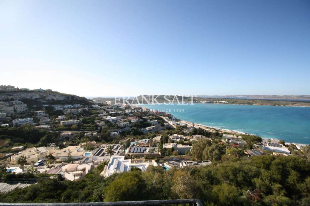 Mellieha, Furnished Detached Bungalow-image-1