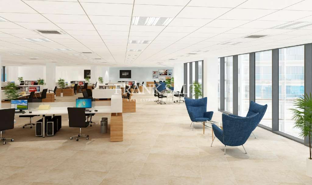 Tigne Point, Finished Office-image-5