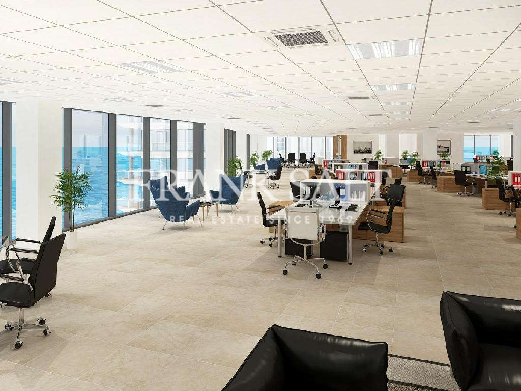 Tigne Point, Finished Office-image-6