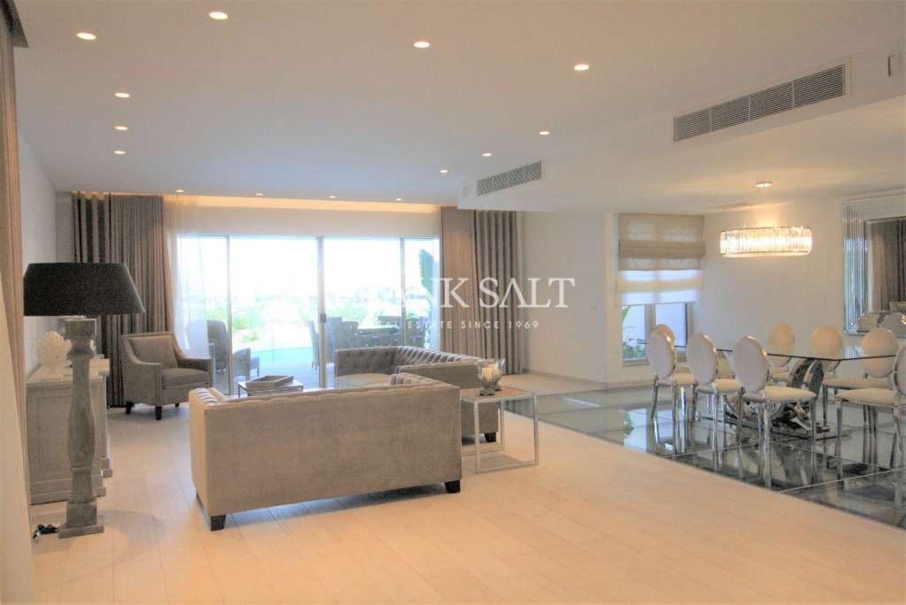 Portomaso Laguna, Furnished Apartment-image-7