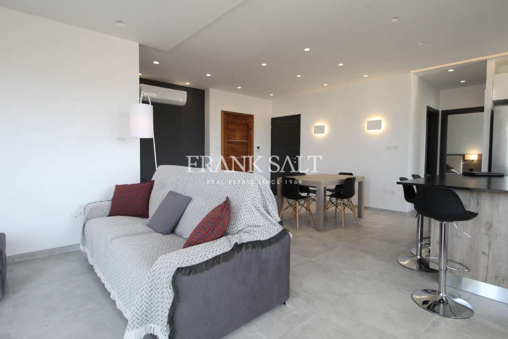 Bahar ic-Caghaq, Furnished Apartment-image-2
