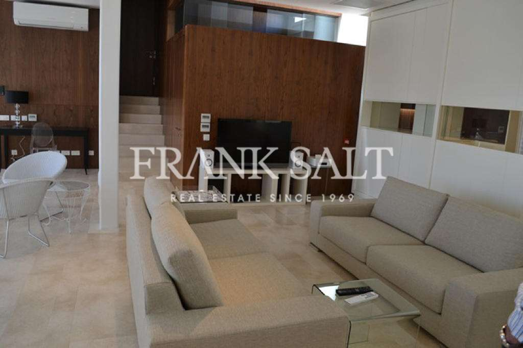 Valletta, Furnished Penthouse-image-3