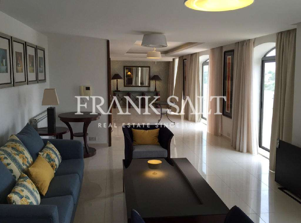 Madliena, Furnished Penthouse-image-2