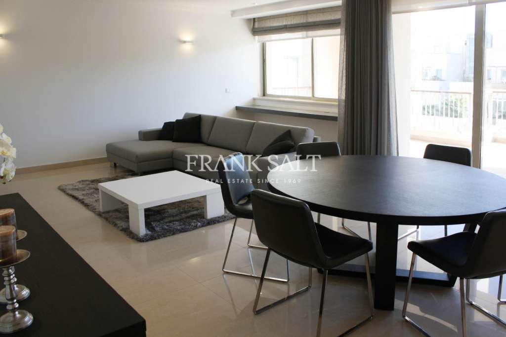 Tigne Point, Furnished Apartment-image-1