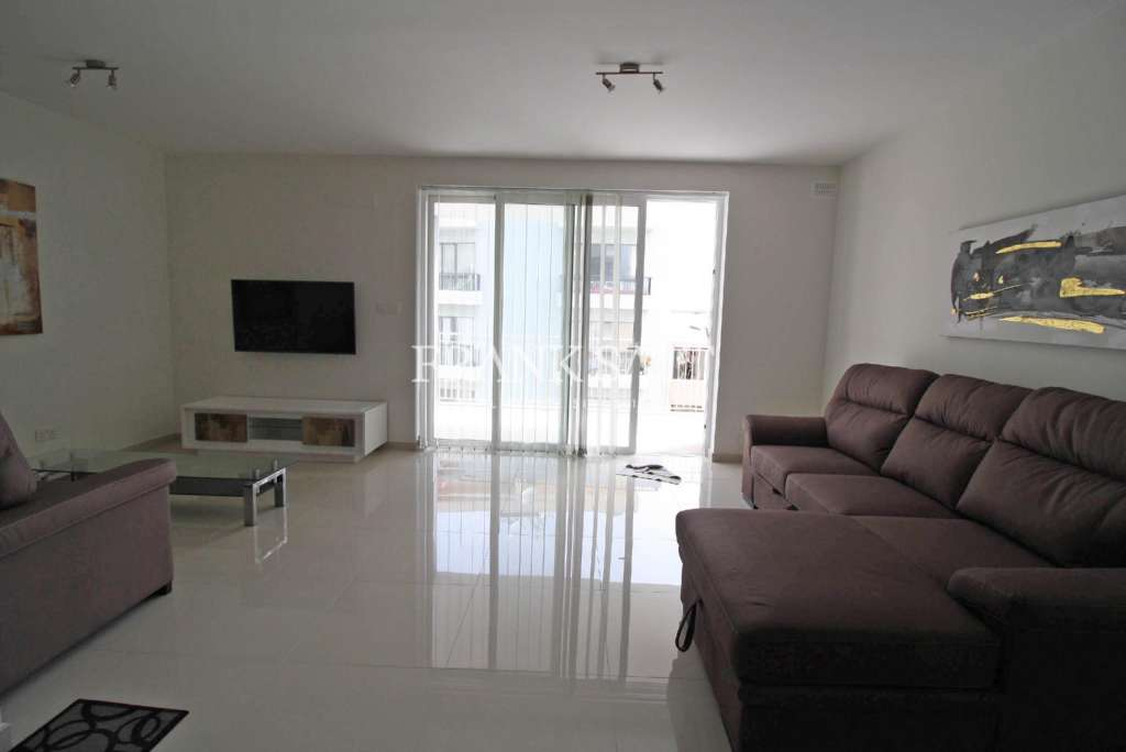 St Pauls Bay, Furnished Apartment-image-1