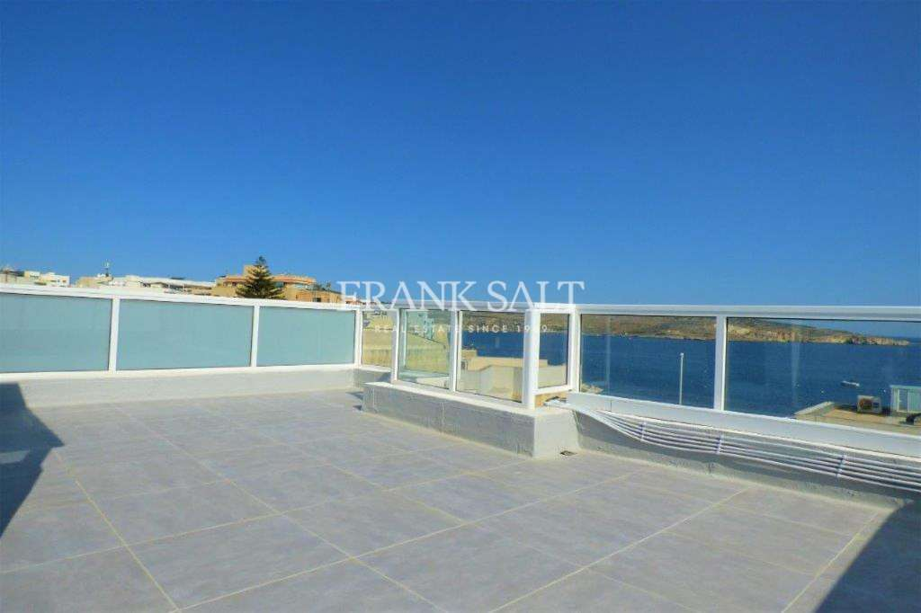 St Pauls Bay, Furnished Duplex Penthouse-image-1