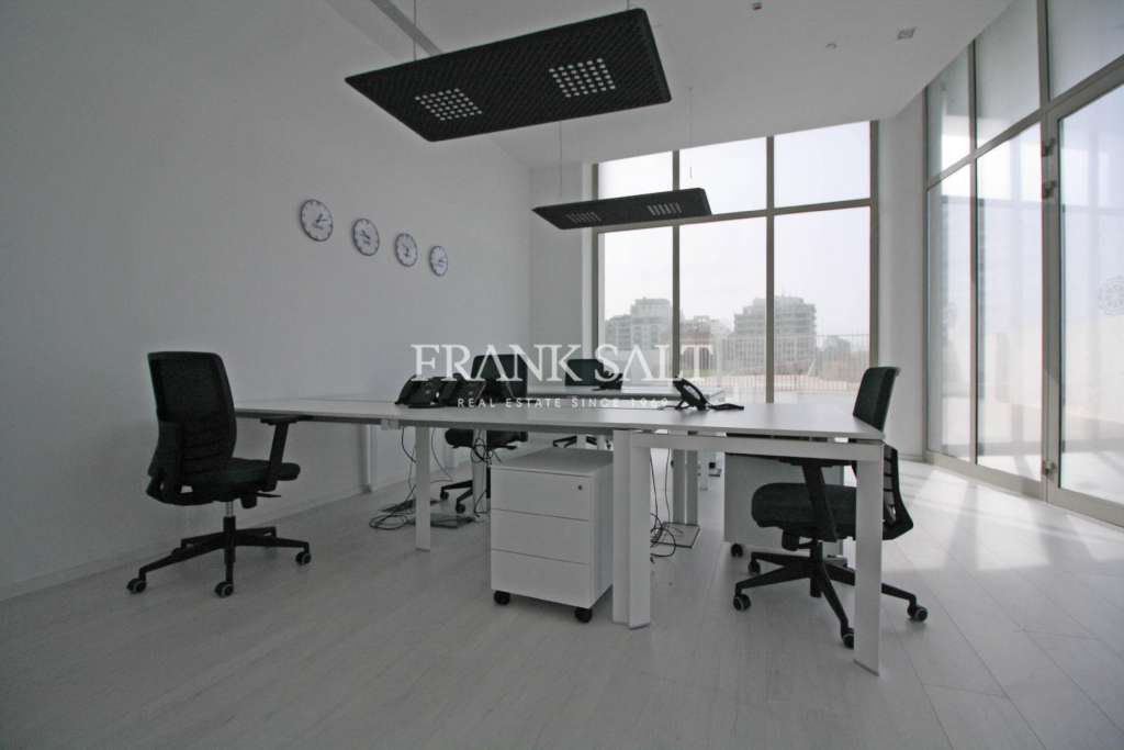 Tigne Point, Fully Equipped Office-image-6